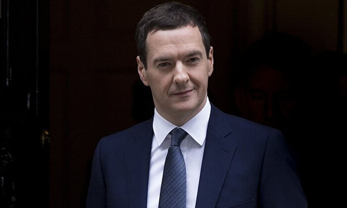 George Osborne Personal Injury