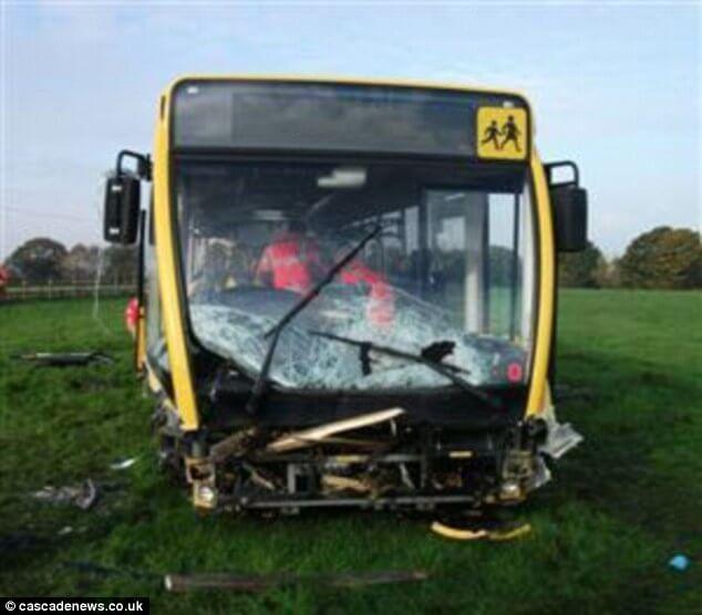 Bus Crash Compensation